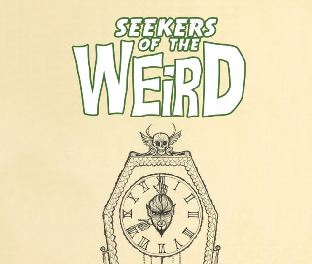 DISNEY KINGDOMS: SEEKERS OF THE WEIRD 1 CRUMP VARIANT (WITH DIGITAL CODE)