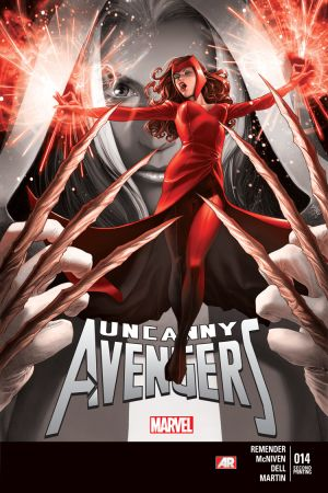 Uncanny Avengers (2012) #14 (2nd Printing Variant)