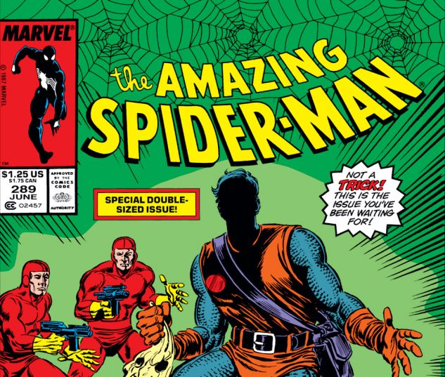 Amazing Spider-Man (1963) #289 Cover