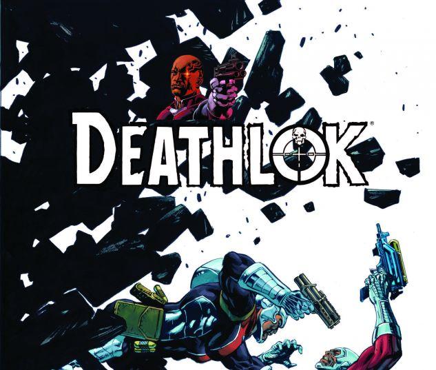 DEATHLOK 9 (WITH DIGITAL CODE)