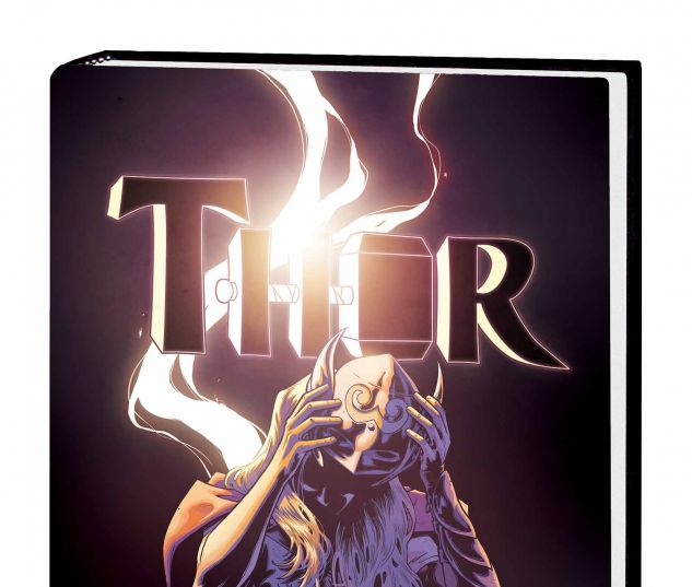 THOR VOL. 2: WHO HOLDS THE HAMMER? PREMIERE HC (WITH DIGITAL CODE)