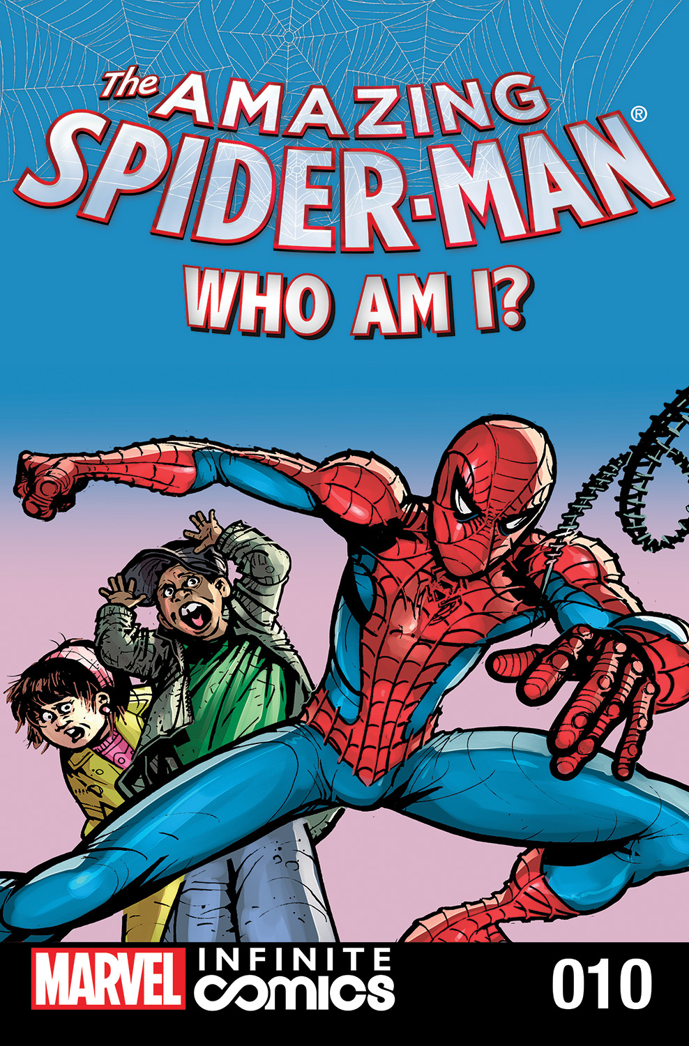 Amazing Spider-Man: Who Am I? Infinite Digital Comic (2014) #10