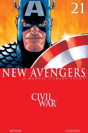 New Avengers Vol. 5: Civil War (Trade Paperback)