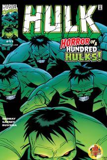Incredible Hulk (1999) #11