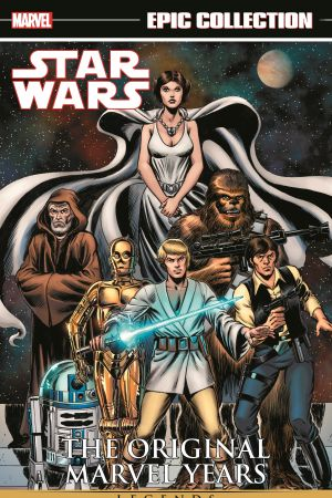 Star Wars Legends Epic Collection: The Original Marvel Years Vol. 1 (Trade Paperback)
