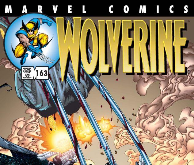 WOLVERINE (1988) #163