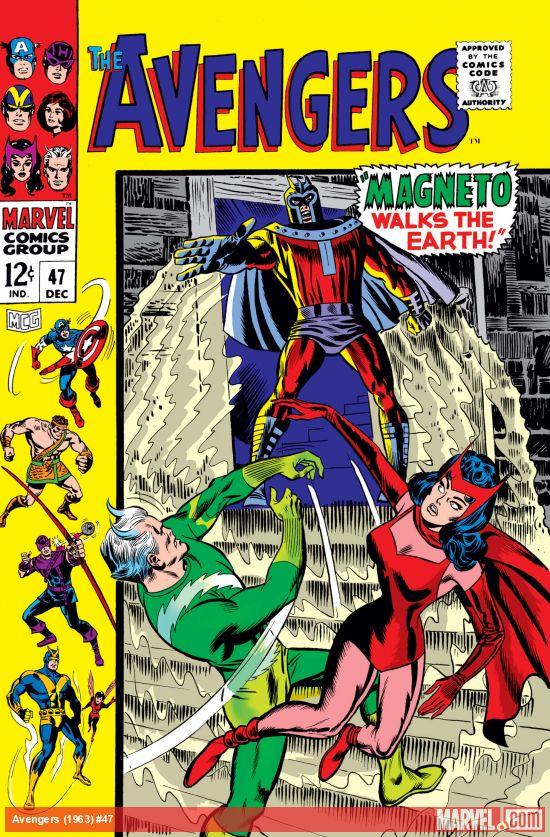 Avengers (1963) #47
