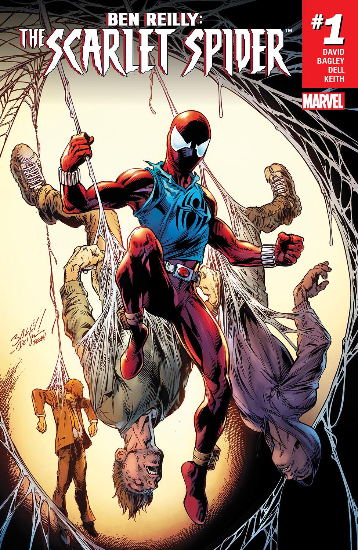 Ben Reilly: Scarlet Spider (2017) #1