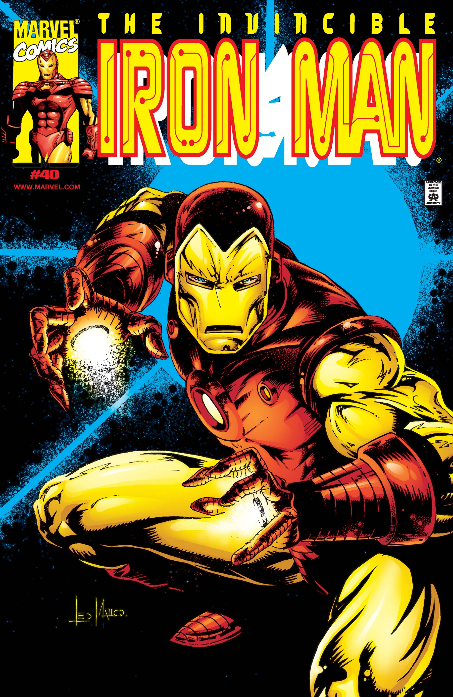Iron Man (1998) #40