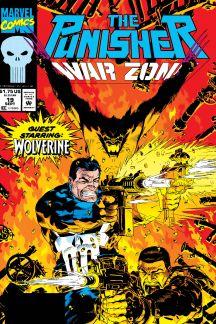 The Punisher War Zone (1992) #19