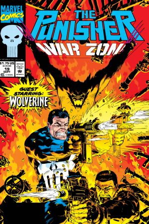The Punisher War Zone #19