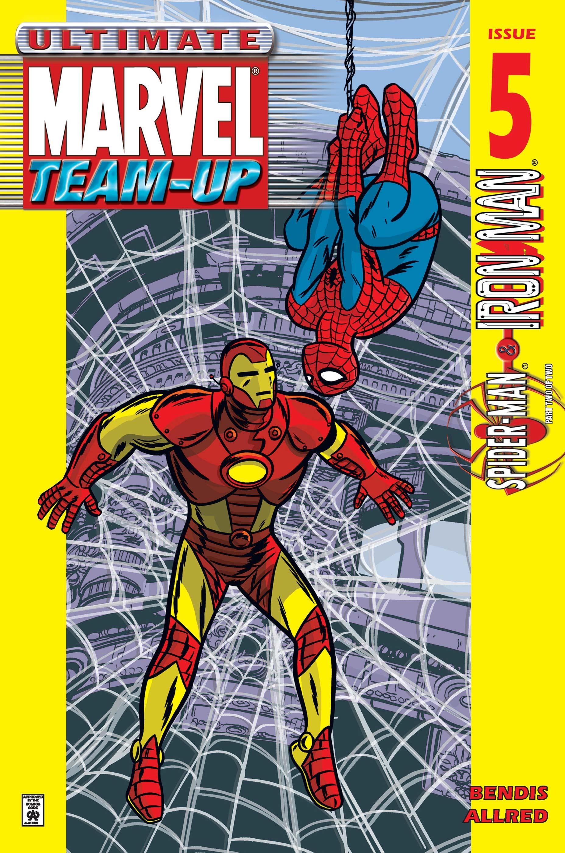 Ultimate Marvel Team-Up (2001) #5