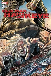 Old Man Hawkeye #3