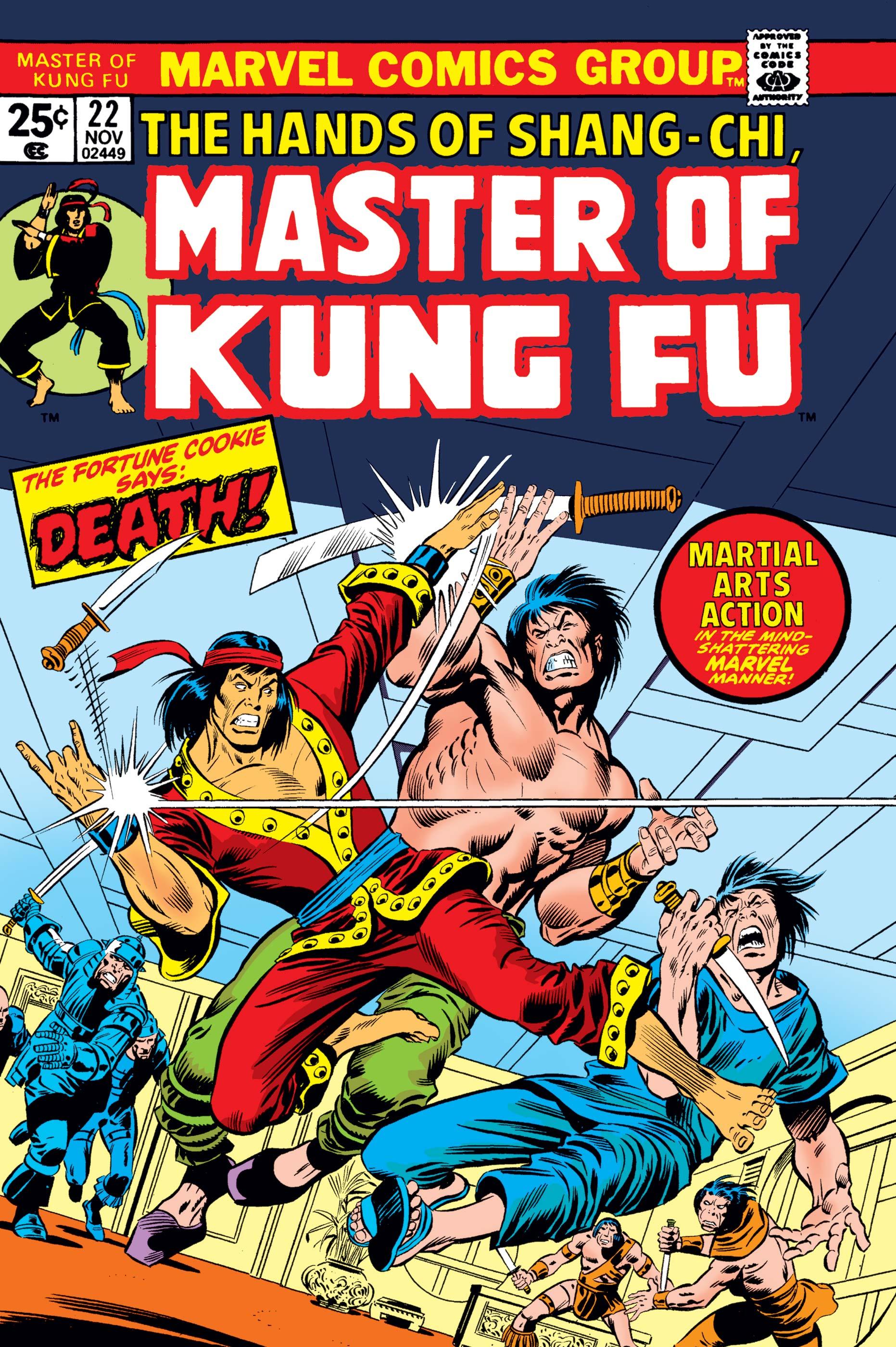 Master of Kung Fu (1974) #22