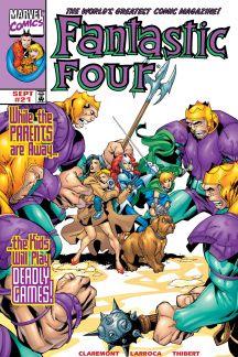 Fantastic Four (1998) #21