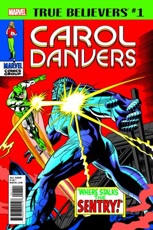 True Believers: Carol Danvers #1