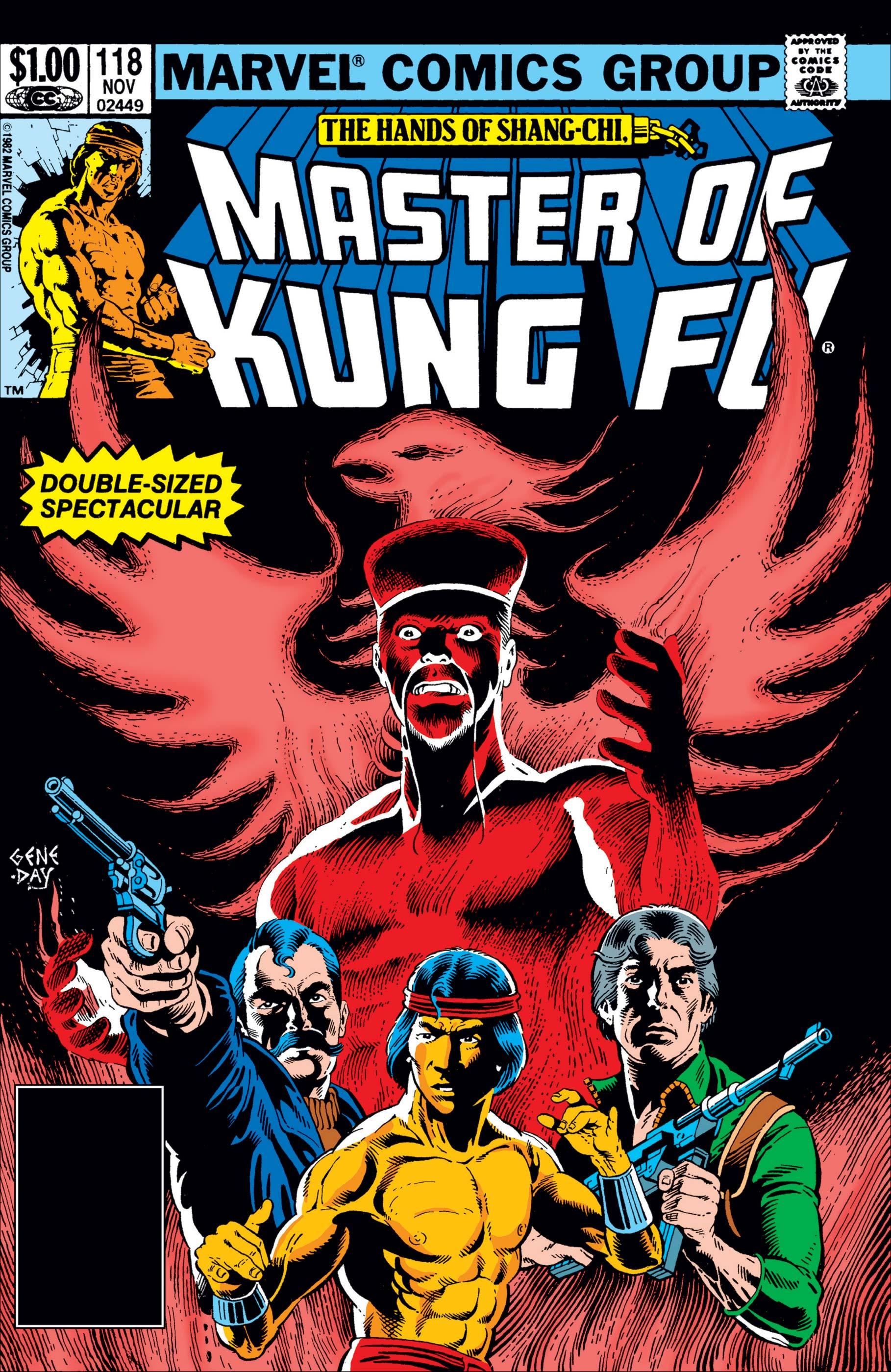 Master of Kung Fu (1974) #118