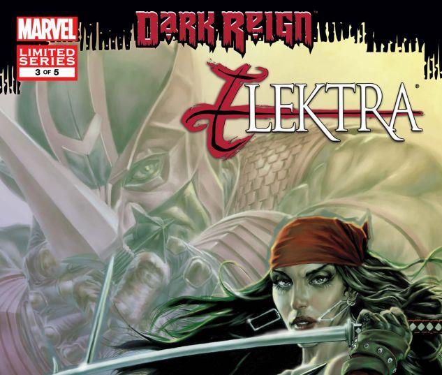 DARK REIGN: ELEKTRA (2009) #3