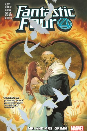 Fantastic Four Vol. 2: Mr. And Mrs. Grimm (Trade Paperback)