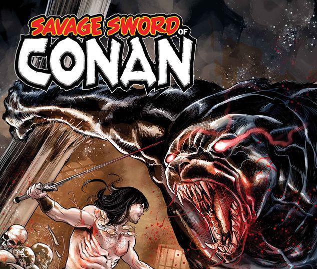 Savage Sword of Conan #9