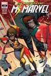 Magnificent Ms. Marvel #10