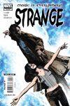 STRANGE #4 Cover by Tomm Coker