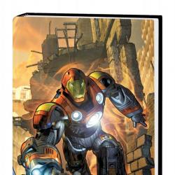 Ultimate Comics Iron Man: Armor Wars (Hardcover)