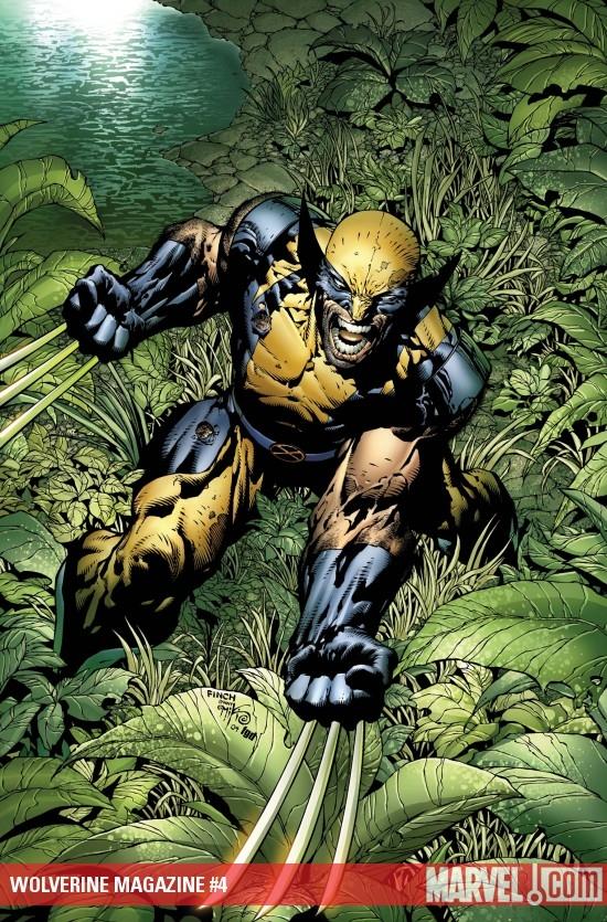 Wolverine Magazine (2009) #4