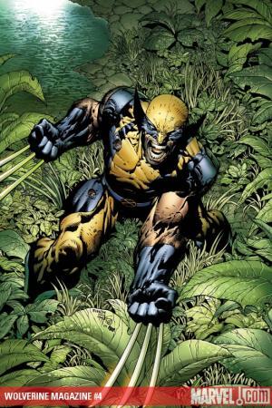 Wolverine Magazine #4
