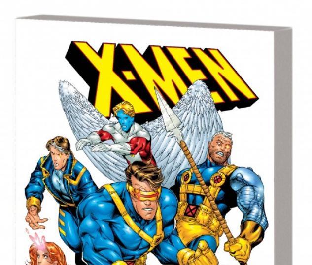 X-MEN: THE SHATTERING TPB