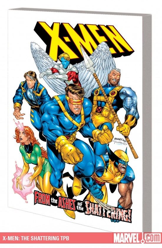 X-Men: The Shattering (Trade Paperback)