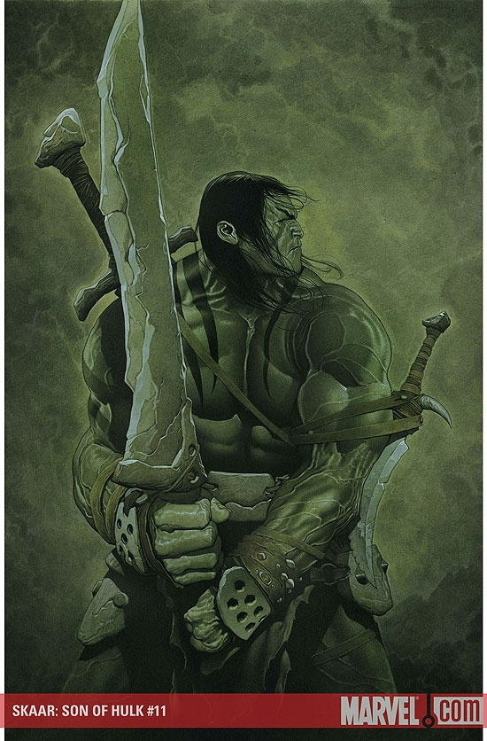 Son of Hulk (2008) #11