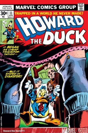 Howard the Duck (1976) #11