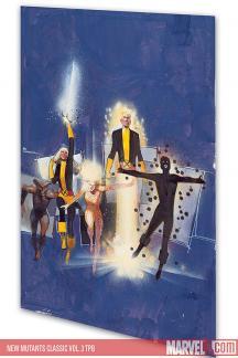 New Mutants Classic Vol. 3 (Trade Paperback)