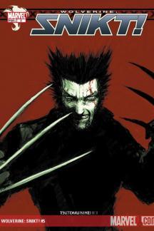 Wolverine: Snikt! #5