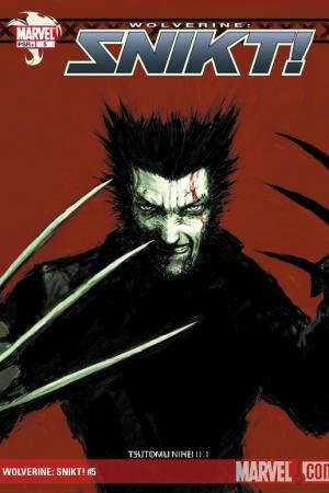 Wolverine: Snikt! (2003) #5
