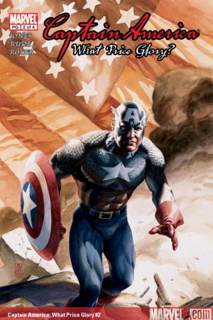 Captain America: What Price Glory? #2