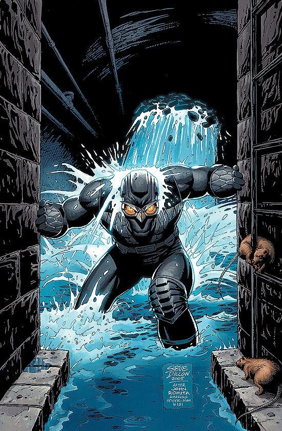Supreme Power: Nighthawk (2005) #6