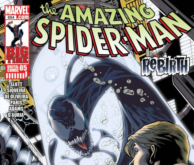 Spider-Man: Big Time #5