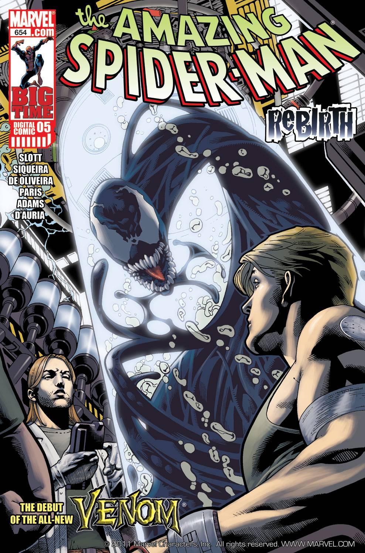 Spider-Man: Big Time (2010) #5