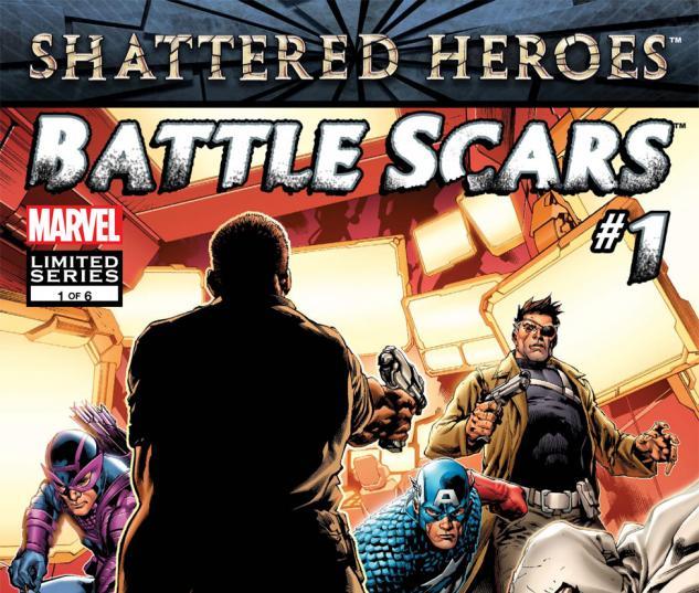 Battle Scars (2011) #1