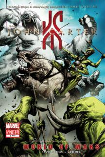 John Carter: The World of Mars #2