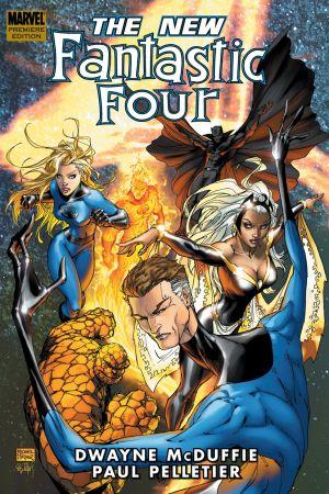 Fantastic Four: The New Fantastic Four Premiere (Hardcover)