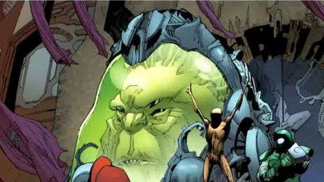 Marvel AR: Supremor Character Bio