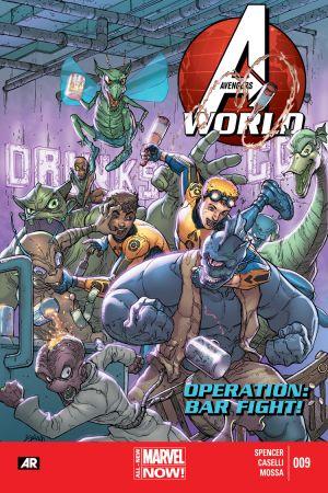 Avengers World (2014) #9