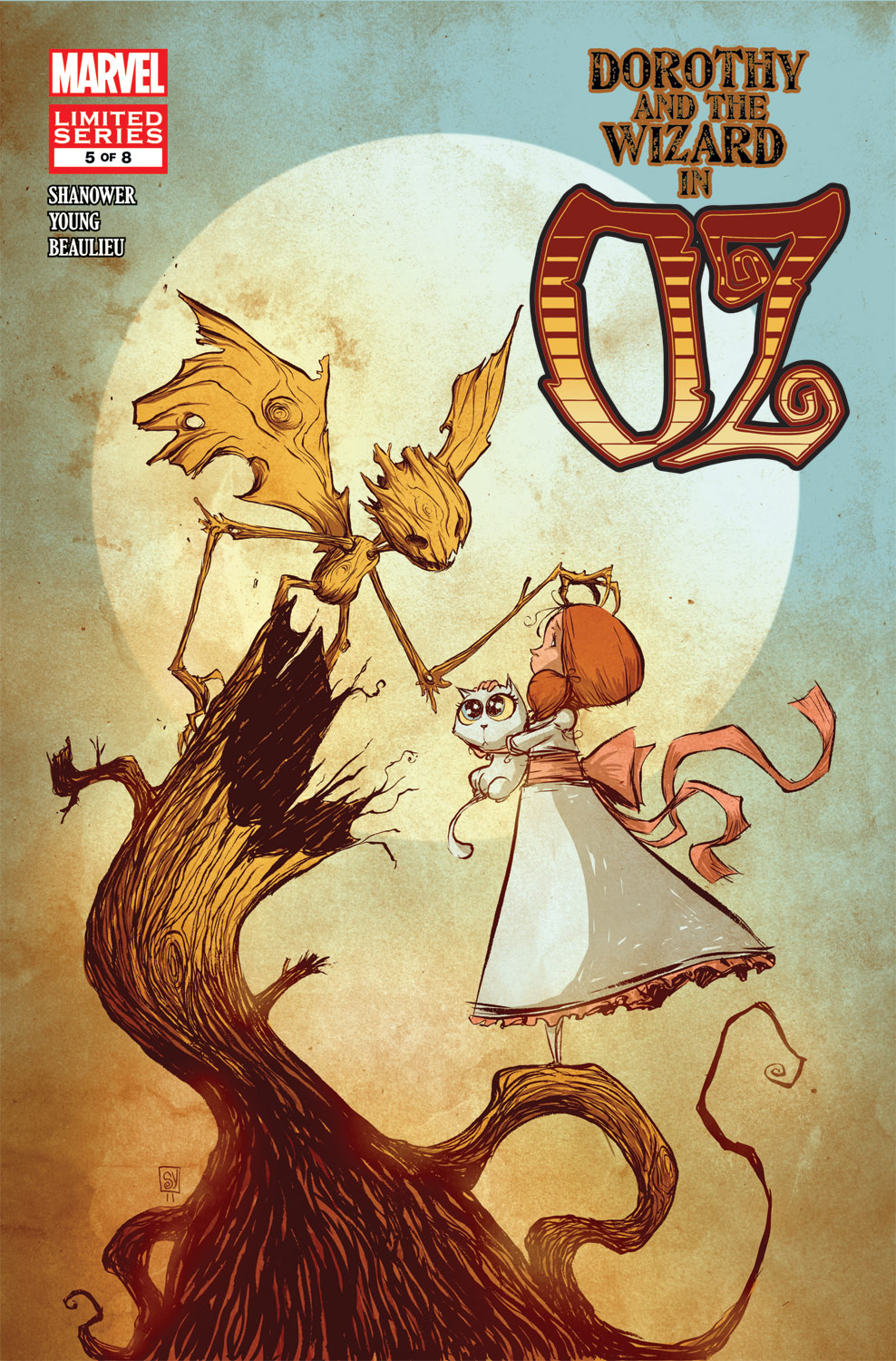 Dorothy & the Wizard in Oz (2010) #5
