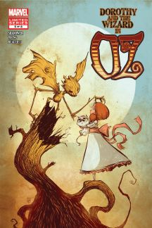 Dorothy & the Wizard in Oz #5