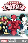 Ultimate Spider-Man Infinite Digital Comic (2015) #22