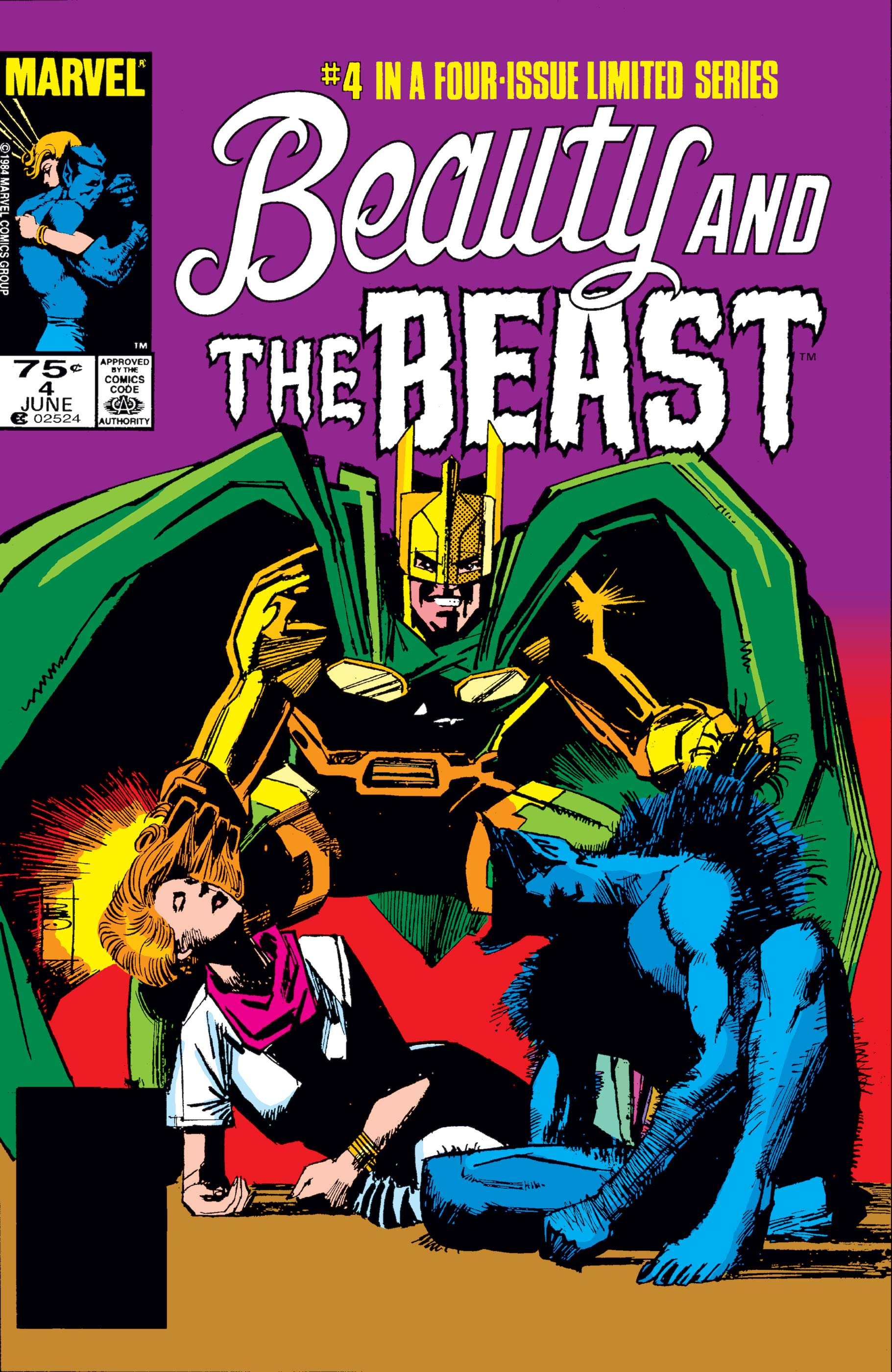 Beauty and the Beast (1985) #4