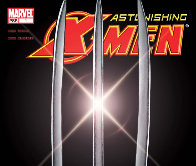 Astonishing X-Men (2004) #1